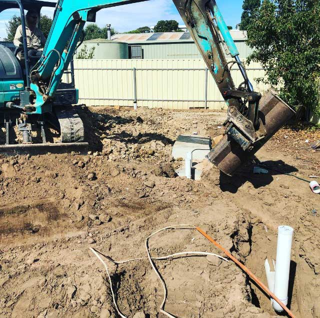 Sean Pearson Excavation Earth Moving Victor Harbor SA