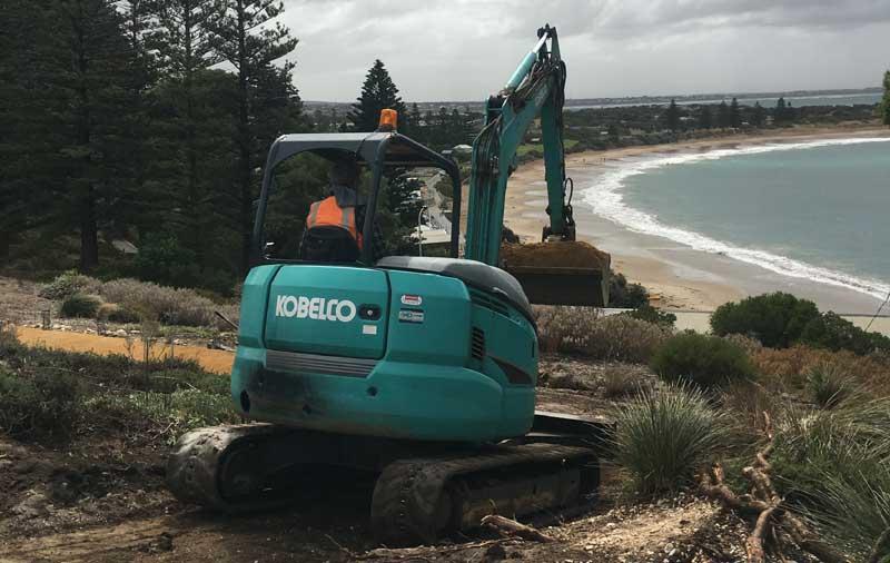 Sean Pearson Excavations' Services Victor Harbor