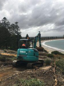 Sean Pearson Excavation Earth Moving Victor Harbor SA
